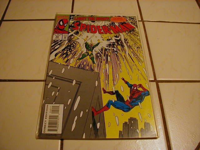 SPIDER-MAN #40