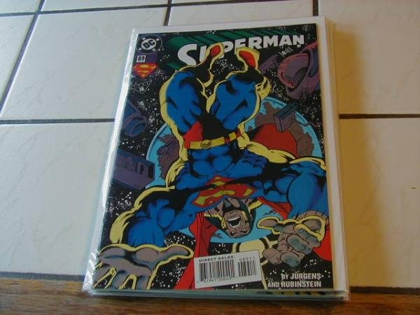 SUPERMAN #89