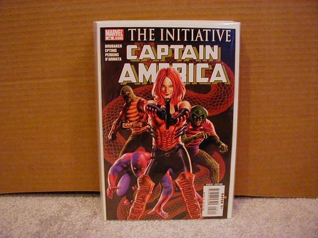 CAPTAIN AMERICA #28 NM (2007)