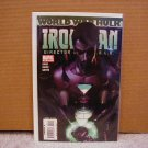 IRON MAN #20 NM WORLD WAR HULK