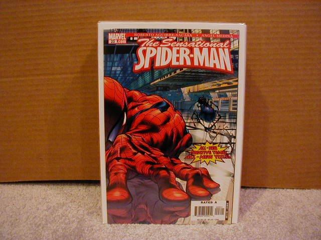 SENSATIONAL SPIDER-MAN #23 NM