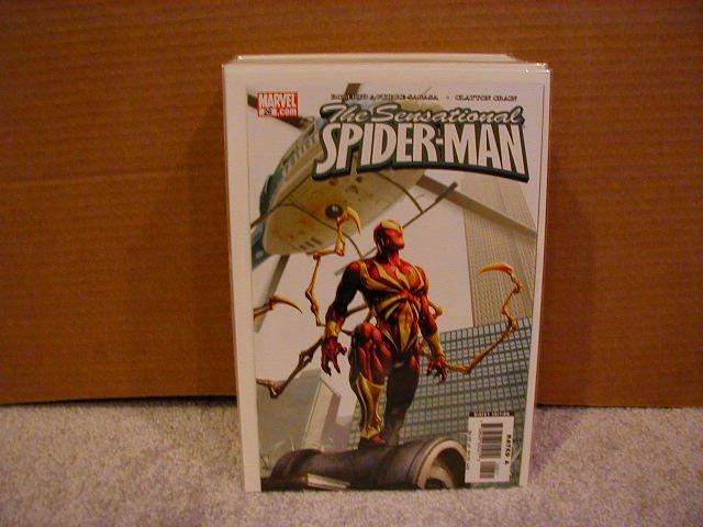 SENSATIONAL SPIDER-MAN #26 NM