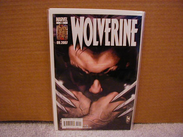 WOLVERINE VOL 2 #55 1ST PRINT NM