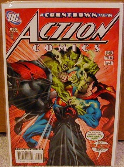 ACTION COMICS #853 NM
