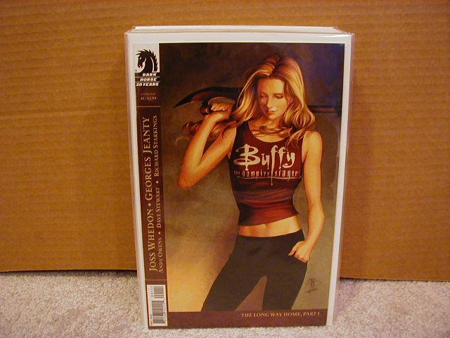 BUFFY THE VAMPIRE SLAYER SEASON EIGHT #1  NM SEASON 8  DARK HORSE (2007) 1ST PRINT!!