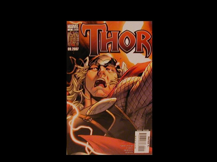 """THOR #2 NM (2007)  COVER """"B"""""""
