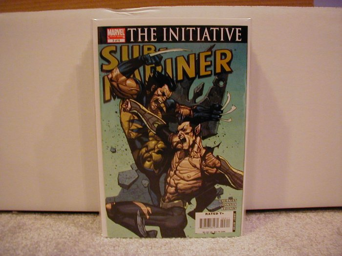 SUBMARINER #3 NM  OF A 6 ISSUE MINI SERIES (2007)