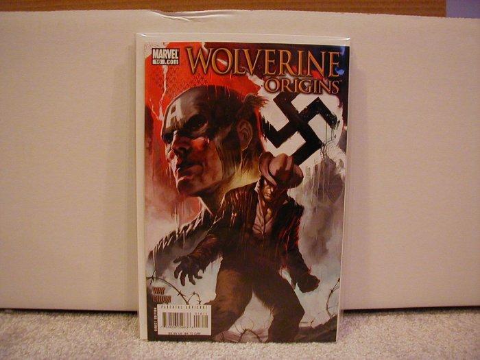 WOLVERINE ORIGINS #16 NM  COVER B