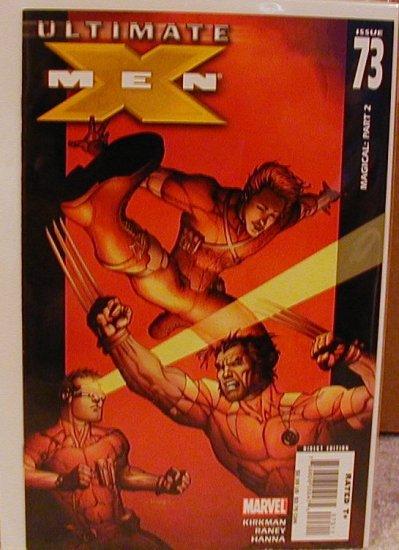 ULTIMATE X-MEN #73 NM