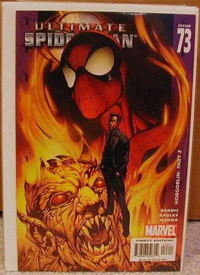 ULTIMATE SPIDER-MAN #73 NM