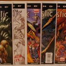 FANTASTIC FOUR THE END SET OF 7 BOOKS **FREE SHIPPING ON THIS LOT AND ANYTHING ADDED TO IT**