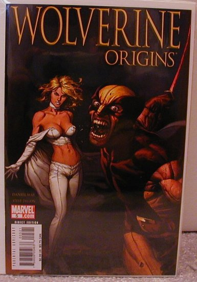 WOLVERINE ORIGINS #5 A  COVER 1ST PRINT NM
