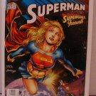 SUPERMAN #223 NM  SUPERGIRL- INFINITE CRISIS