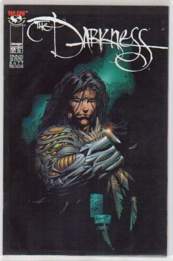 DARKNESS #6 VF OR BETTER