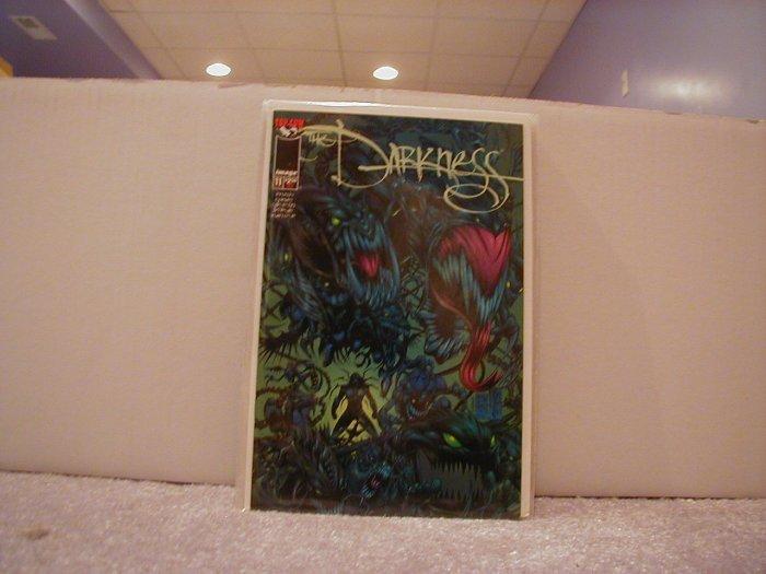 DARKNESS #11 D-TRON VARIANT
