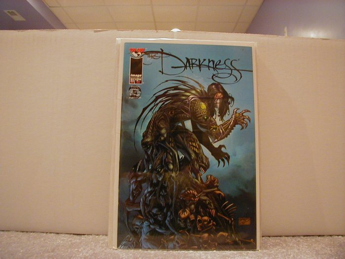 DARKNESS #11 PETERSON VARIANT