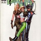 DANGER GIRL #3 C COVER NM