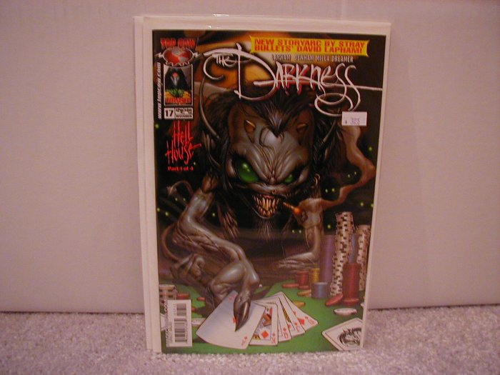DARKNESS VOL 2 #17