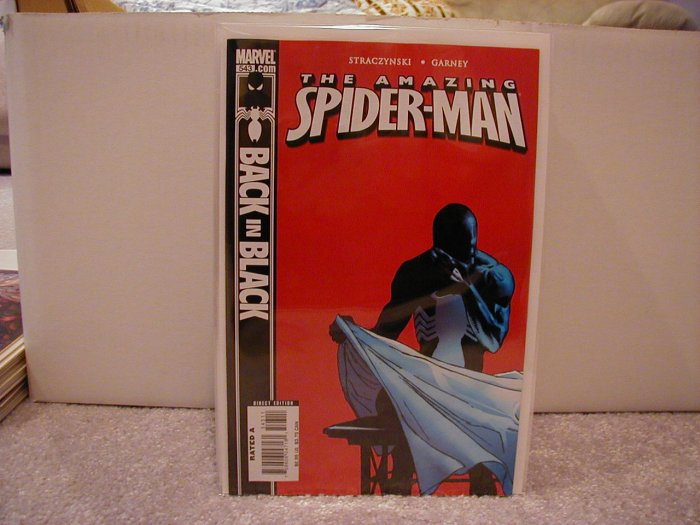AMAZING SPIDER-MAN #543 NM