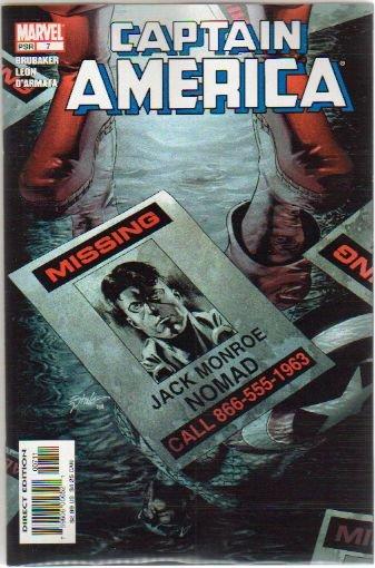 CAPTAIN AMERICA #7 NM