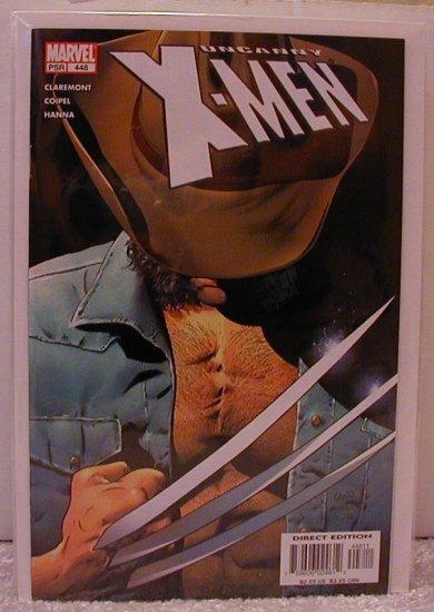 UNCANNY X-MEN #448 VF/NM