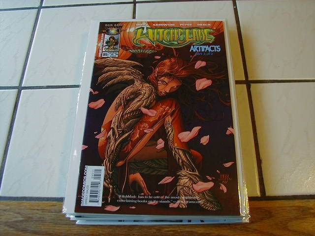 WITCHBLADE #95 NM