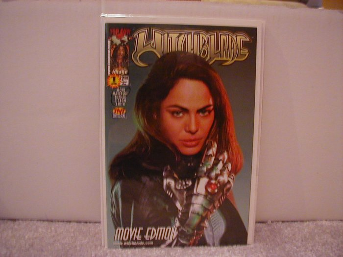 WITCHBLADE MOVIE EDITION #1 NM PHOTO COVER