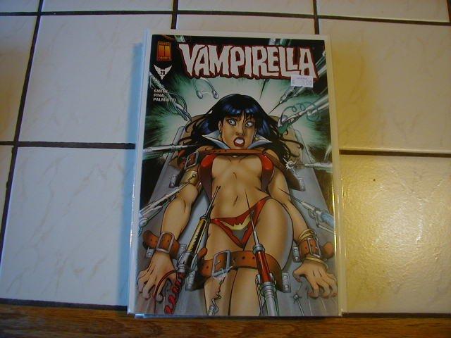 VAMPIRELLA #20 NM  -HARRIS COMICS-