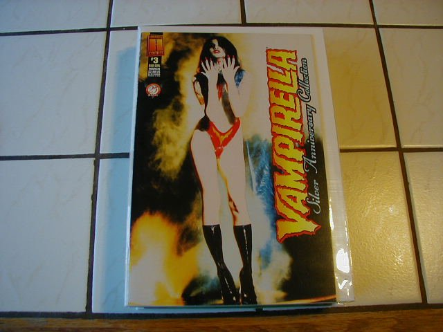 VAMPIRELLA SILVER ANNIVERSARY COLLECTION #3 VF OR BETTER