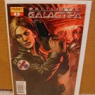 "BATTLESTAR GALACTICA #1 COVER ""D"" NM"