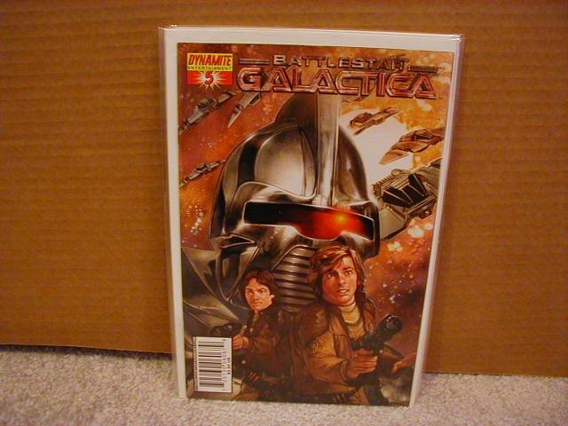 "CLASSIC BATTLESTAR GALACTICA #5 NM  ""A"" COVER"