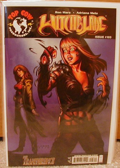 WITCHBLADE #103 NM