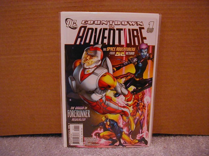 COUNTDOWN TO ADVENTURE #1 NM (2007)
