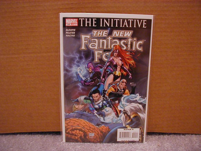 FANTASTIC FOUR #549 NM