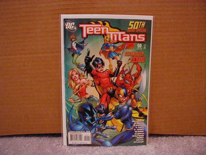 TEEN TITANS #50 NM (2007)