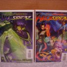 WILDSIDERZ#1 BOTH COVERS  NM