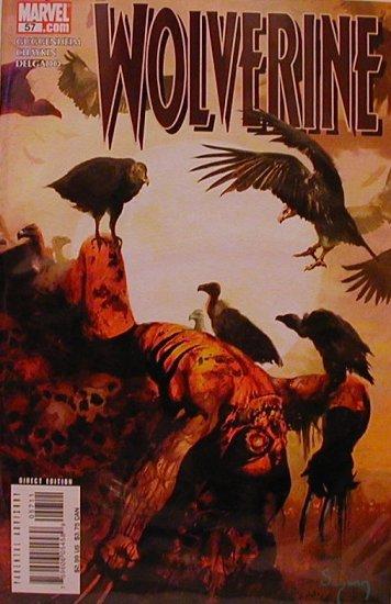 WOLVERINE #57 NM (2007)