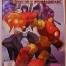 NEW AVENGERS TRANSFORMERS #3 NM (2007)