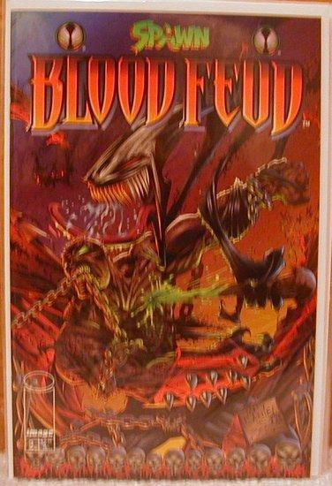 SPAWN BLOODFEUD #2 VF/NM