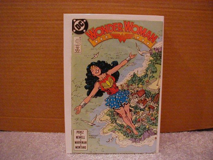 WONDER WOMAN #36 VF/NM (1987)