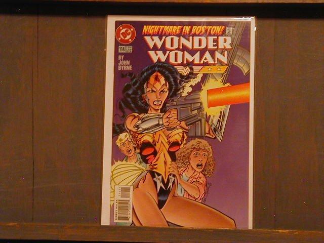 WONDER WOMAN #114 VF/NM (1987)