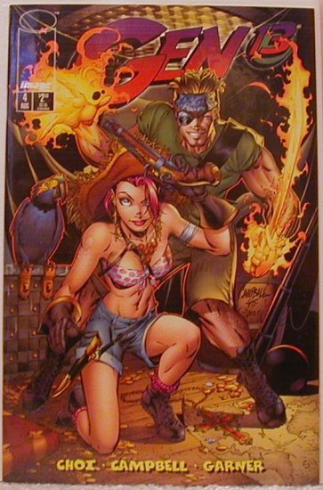 GEN 13 #4  VF/NM (1995)