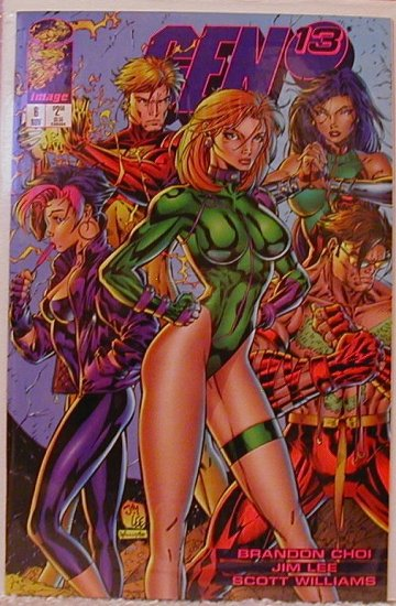 GEN 13 #6  VF/NM (1995)