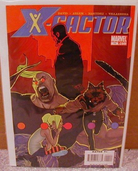 X-FACTOR #11 NM (2006)