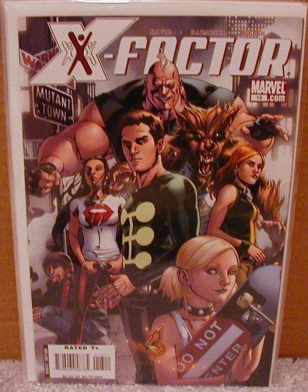 X-FACTOR #13 NM (2006)