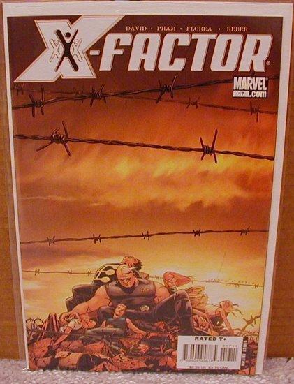 X-FACTOR #17 NM (2006)