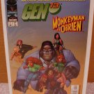 GEN 13  MONKEYMAN AND O'BRIEN #1 VF/NM
