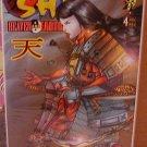SHI HEAVEN & EARTH #4 VF/NM CRUSADE COMICS