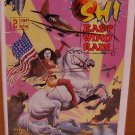 SHI EAST WIND RAIN #2 VF/NM CRUSADE COMICS