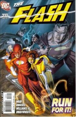 FLASH #233 NM (2007)